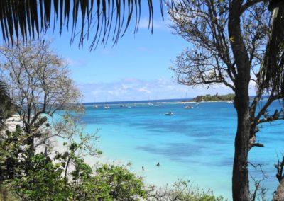 L'îlet du Gosier en face, Guadeloupe