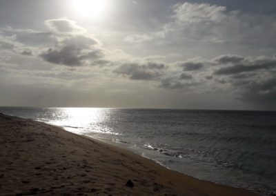 Plage de Grande Anse à Pointe Noire