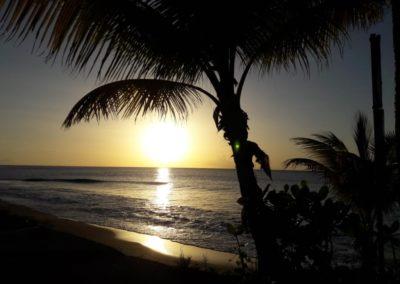Activités plage de la Perle à Deshaies, Guadeloupe